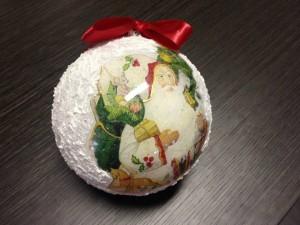 Palla di Natale 10€