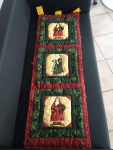 Quilt natalizio 40€